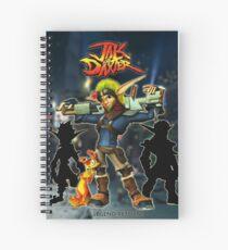 Jak & Daxter Trilogy  Spiral Notebook