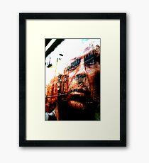 Bruce Willis Framed Print