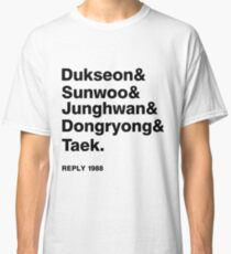 Reply 1988 Squad Classic T-Shirt