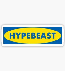 Hypebeast Ikea Sticker