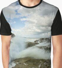 Cadillac Canyon Graphic T-Shirt