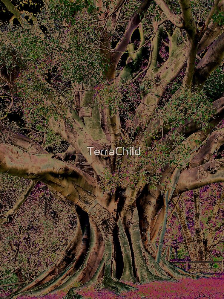 Faery Tree by TerraChild