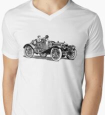Old Vintage Antique Car Drawing #6 T-Shirt