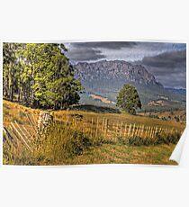 Mt Roland: Tasmania Poster