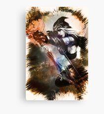 League of Legends ASHE Canvas Print