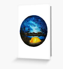 Enjoy the Outdoors Greeting Card