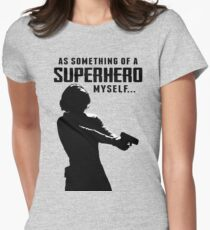 Something of a Superhero T-Shirt