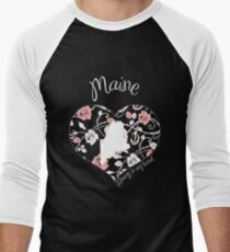 Maine - Always In My Heart (Pastel Color Version) T-Shirt