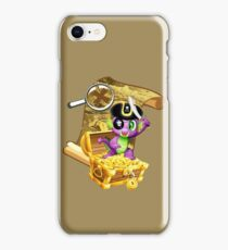 my little pony pirate spike iPhone Case/Skin
