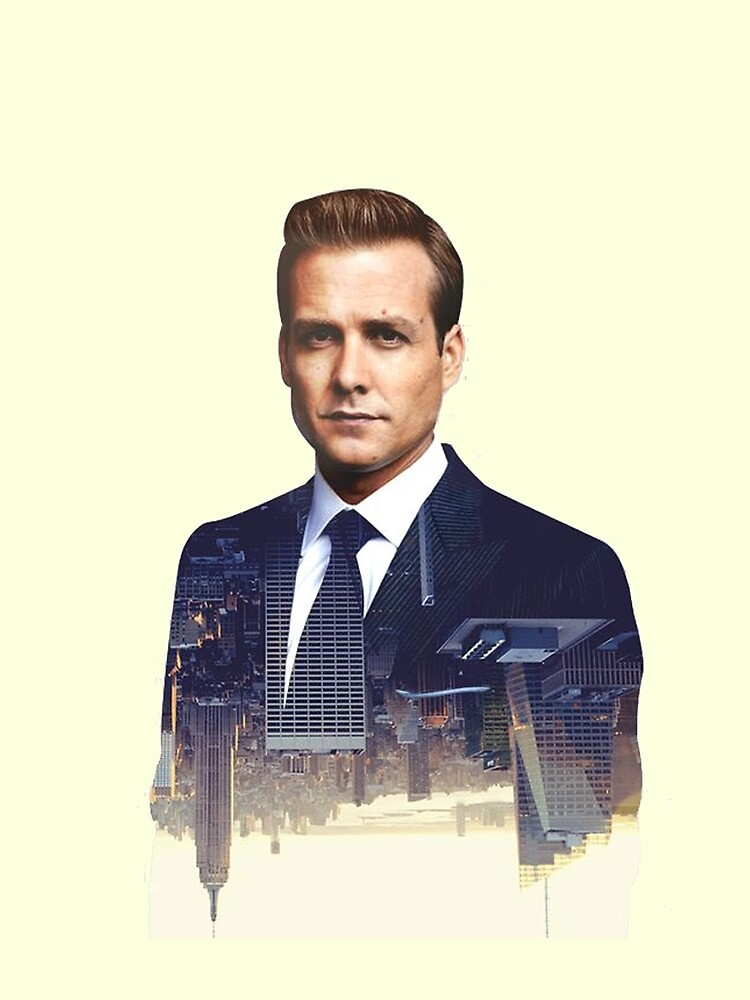 Harvey Specter by cattrow