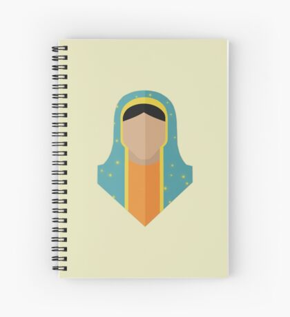 Our Lady of Guadalupe  Spiral Notebook