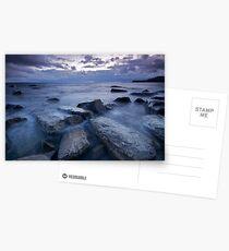 Square Rocks Postcards