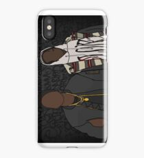 kanye and ASAP rocky  iPhone Case/Skin