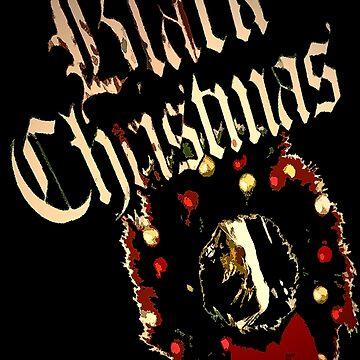 Black Christmas by kawaiikastle