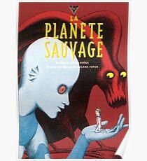 Fantastic Planet - La Planete Sauvage Poster