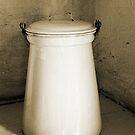 Milk Urn by Glen Allen