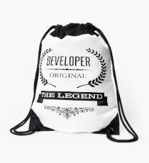 Developer Drawstring Bag