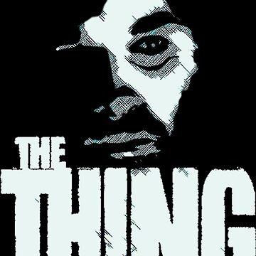The Thing by kawaiikastle