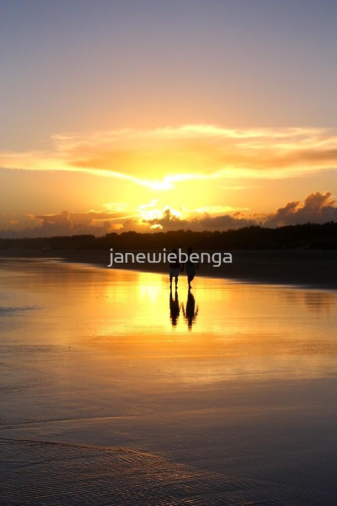 'Reflections of Us' by janewiebenga