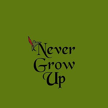Never Grow Up by Mouse-Clique