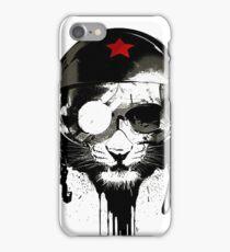 Catpain Solicaliste Pilot iPhone Case/Skin