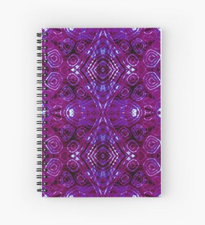 Zen I Am Crowned  Spiral Notebook