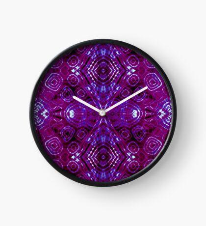 Zen I Am Crowned  Clock