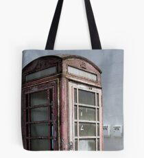 Forgotten England Tote Bag