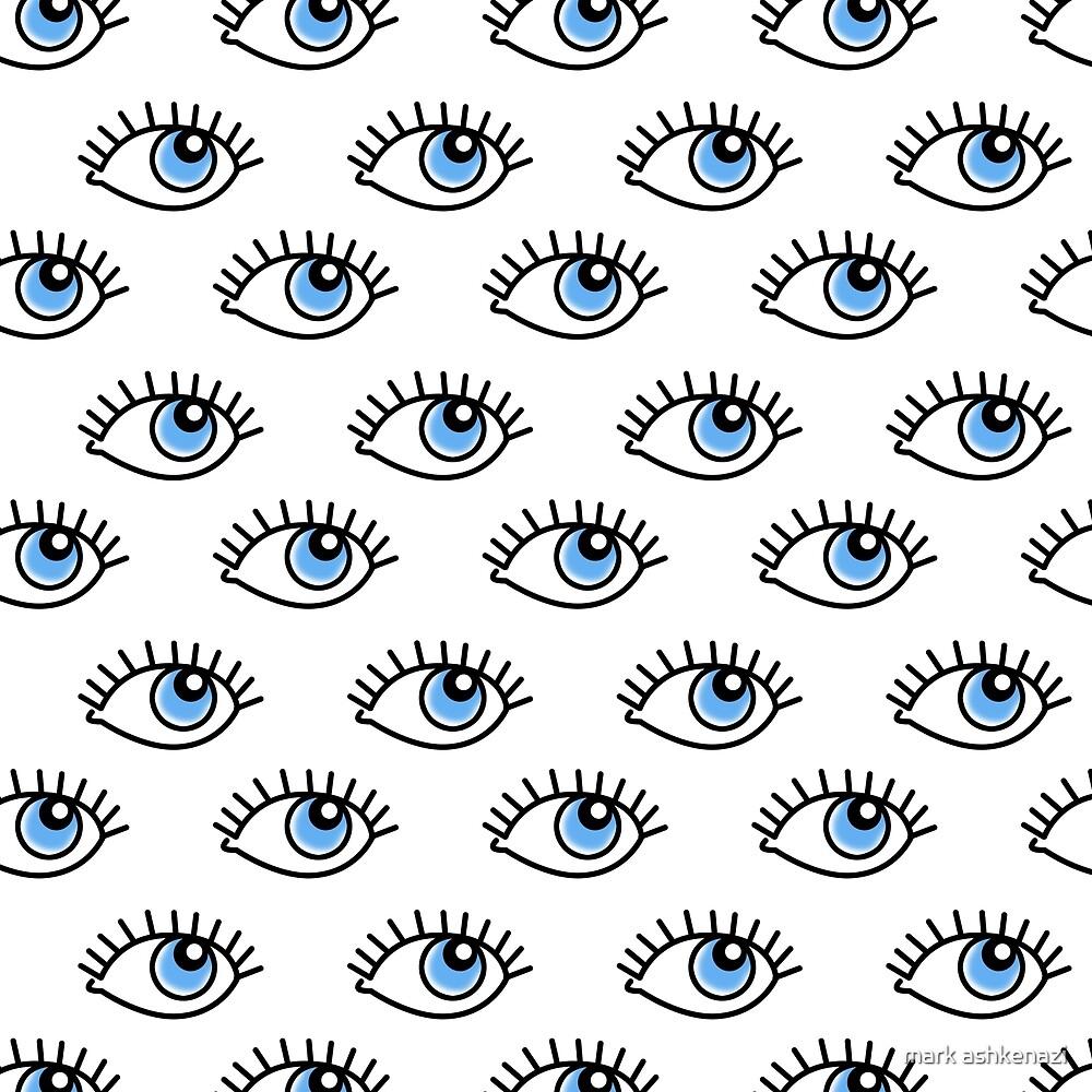 eyes  by mark ashkenazi