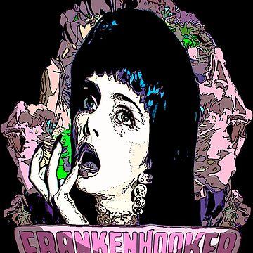 Frankenhooker by kawaiikastle