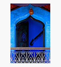 The Blue City III [Print & iPad Case] Photographic Print