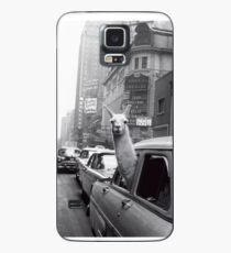 New York Llama Coque et skin Samsung Galaxy