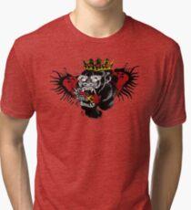 TATTO T-SHIRT Tri-blend T-Shirt