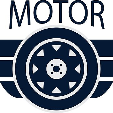 Motor icon by jurassicshop