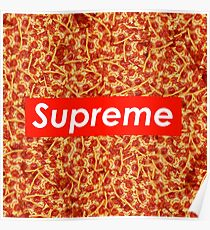 Supreme Pizza Poster