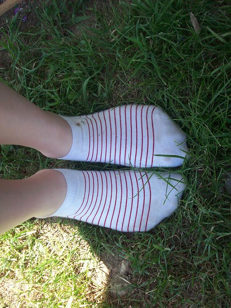 man... I must like feet! by Jessica Leavitt