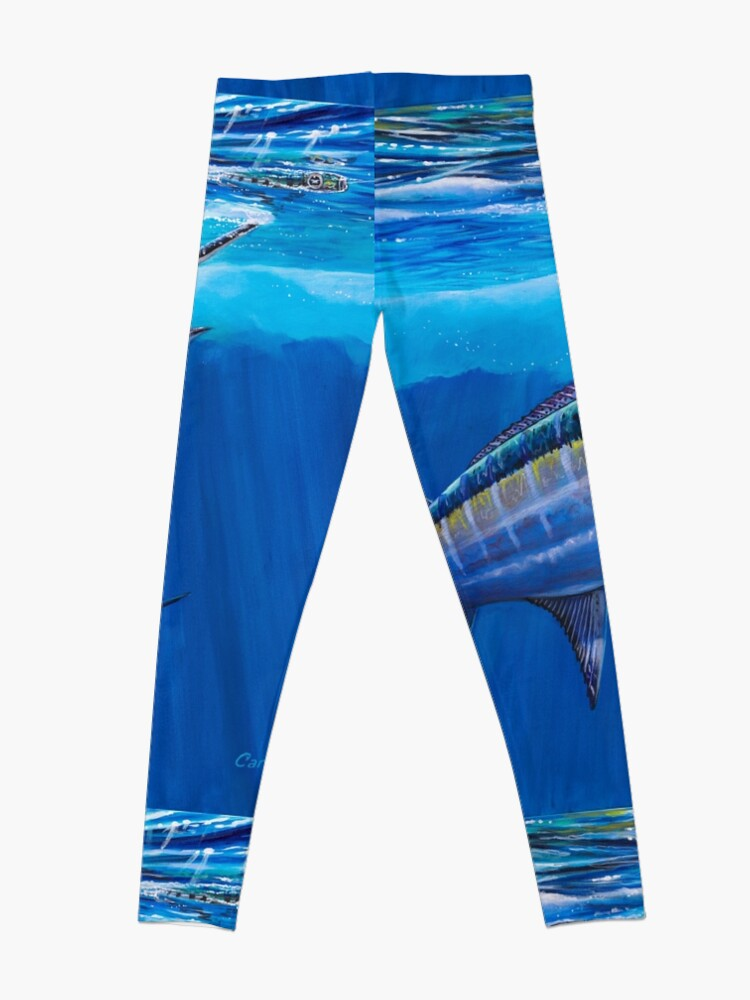 Vista alternativa de Leggings Blue Marlin Bite