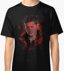 Splatter Dean Winchester Classic T-Shirt