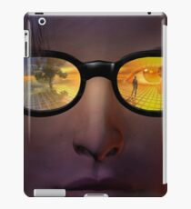 Virtual reality glasses iPad Case/Skin
