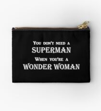 girl power Studio Pouch