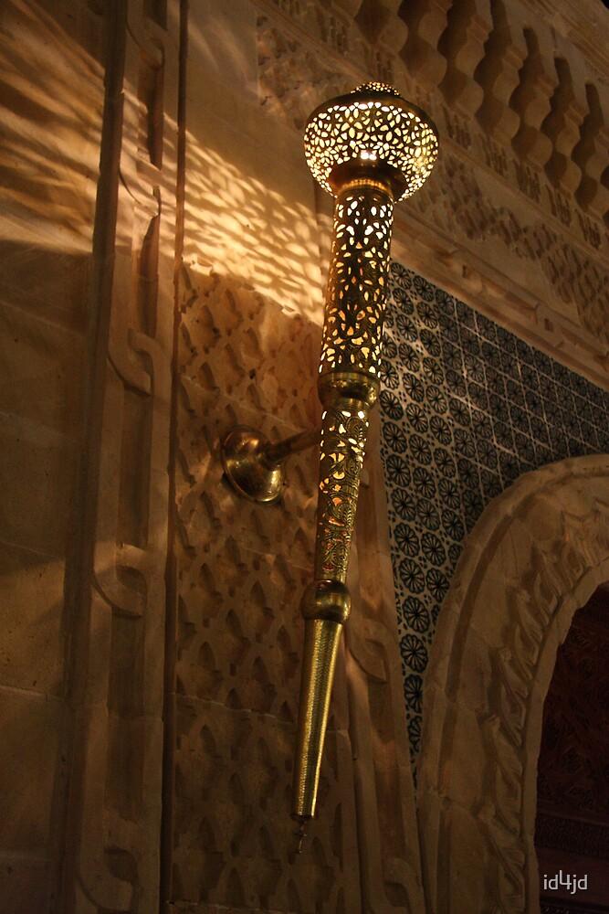 Ornate Lamp by id4jd