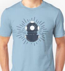 Hand Drawn Scuba T-Shirt