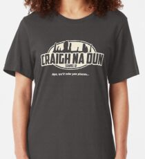 Craigh Na Dun Travels Slim Fit T-Shirt