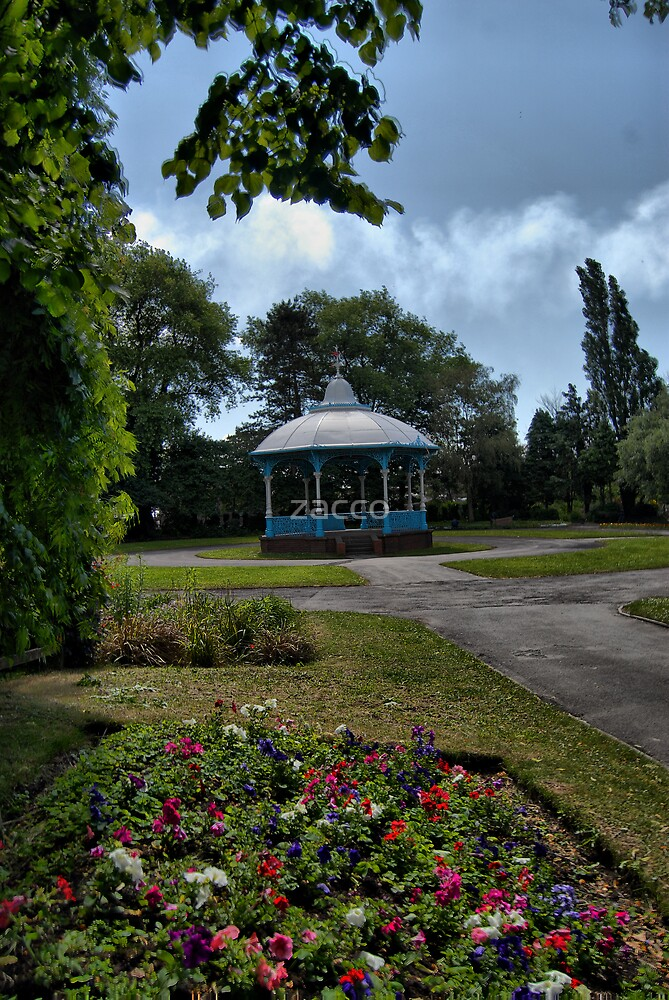 bandstand by zacco