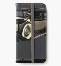 1930 Cadillac Imperial V16 Limousine iPhone Wallet