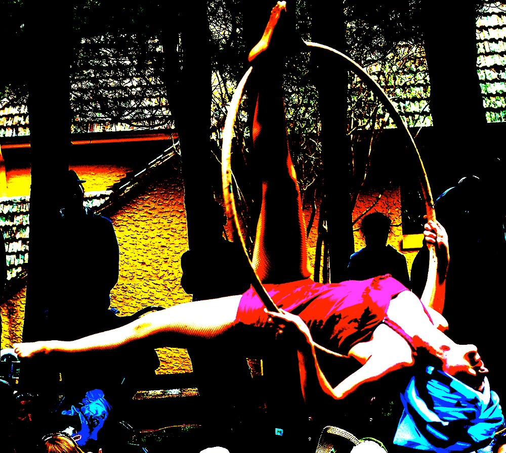 girl in a hoop2 by alfarman