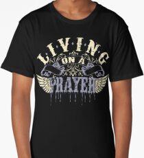 Living On a Prayer Long T-Shirt
