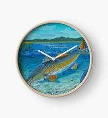 Redfish Creek Clock