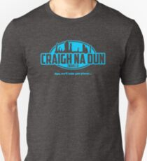 Craigh Na Dun Travel Blue T-Shirt