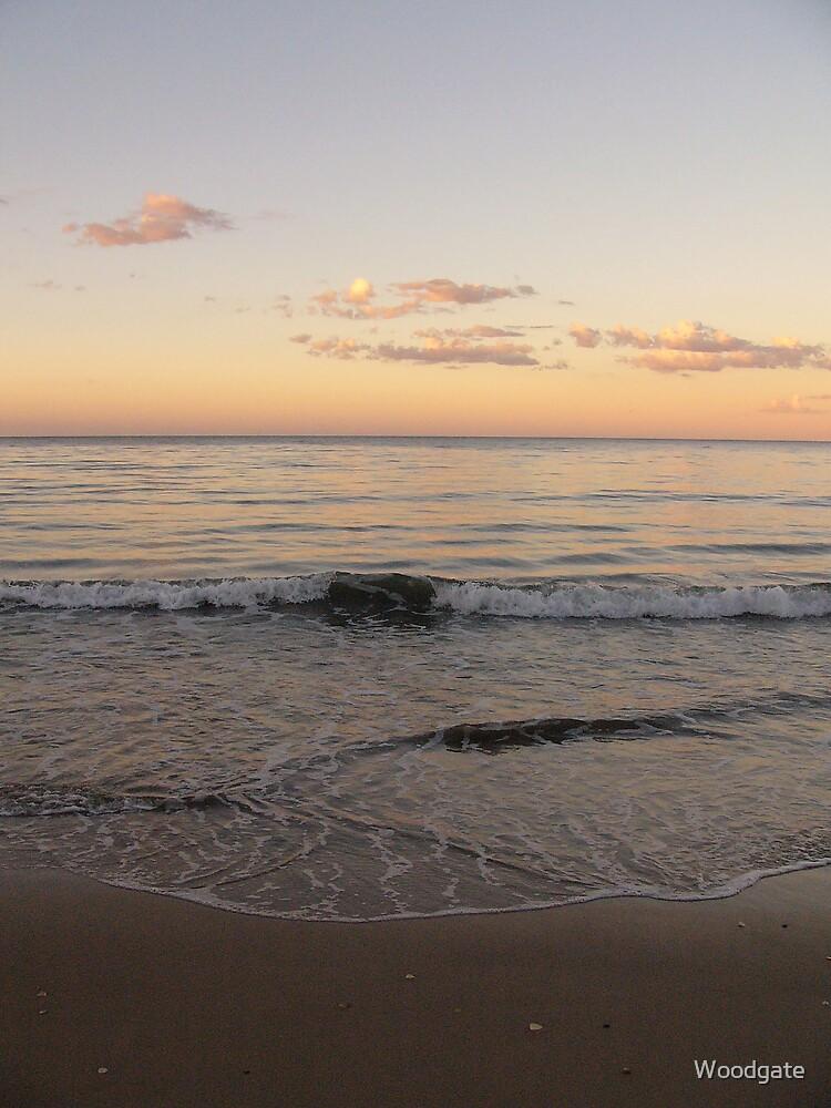 Joyce's sunset by Woodgate